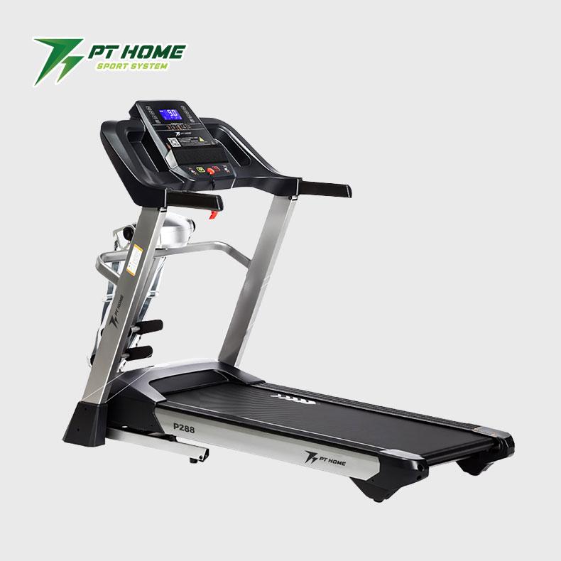 Máy chạy bộ thể dục giảm cân gia đình P288