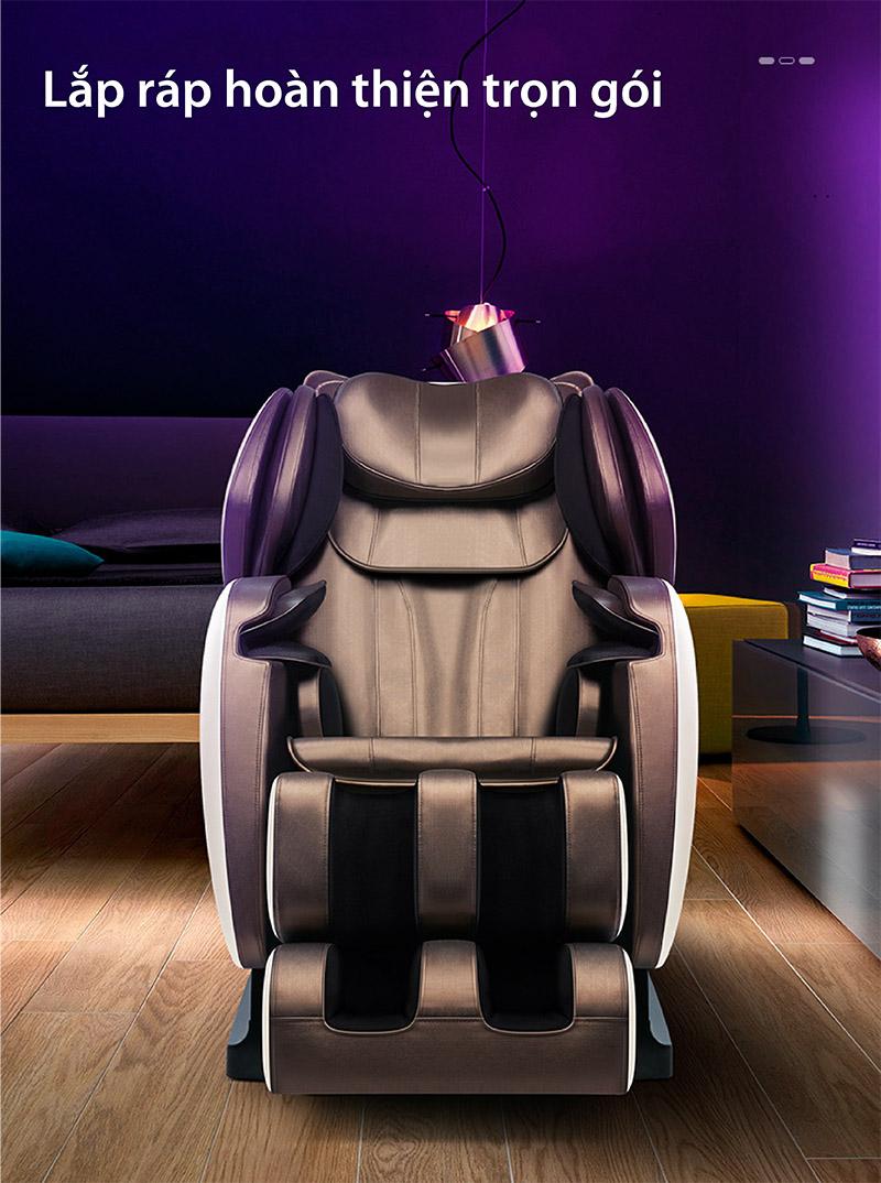 ghế massage lắp ráp dễ dàng thuận tiện