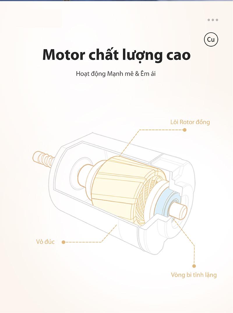 motor ghế massage chất lượng tốt