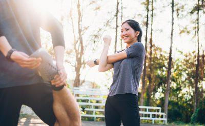 Máy chạy bộ và bí quyết tập luyện cho đôi chân thon gọn