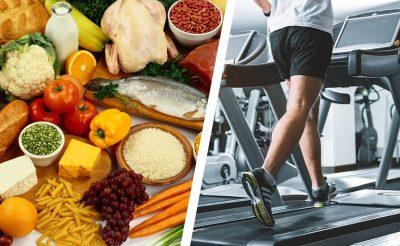 Chế độ ăn uống quan trọng khi sử dụng máy chạy bộ