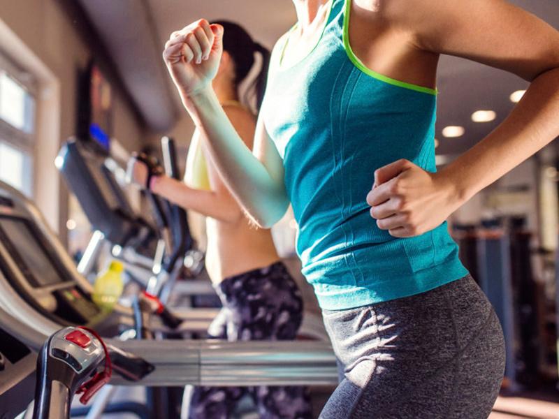 Chạy bộ giúp kiểm soát cân nặng