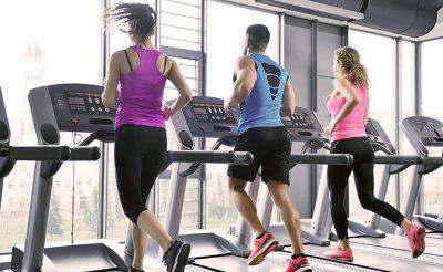 Mua máy chạy bộ cho phòng tập gym gia đình ở đâu